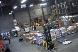 warehouse security cameras